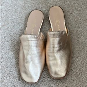 Chinese Laundry Rose Gold Mules - 8